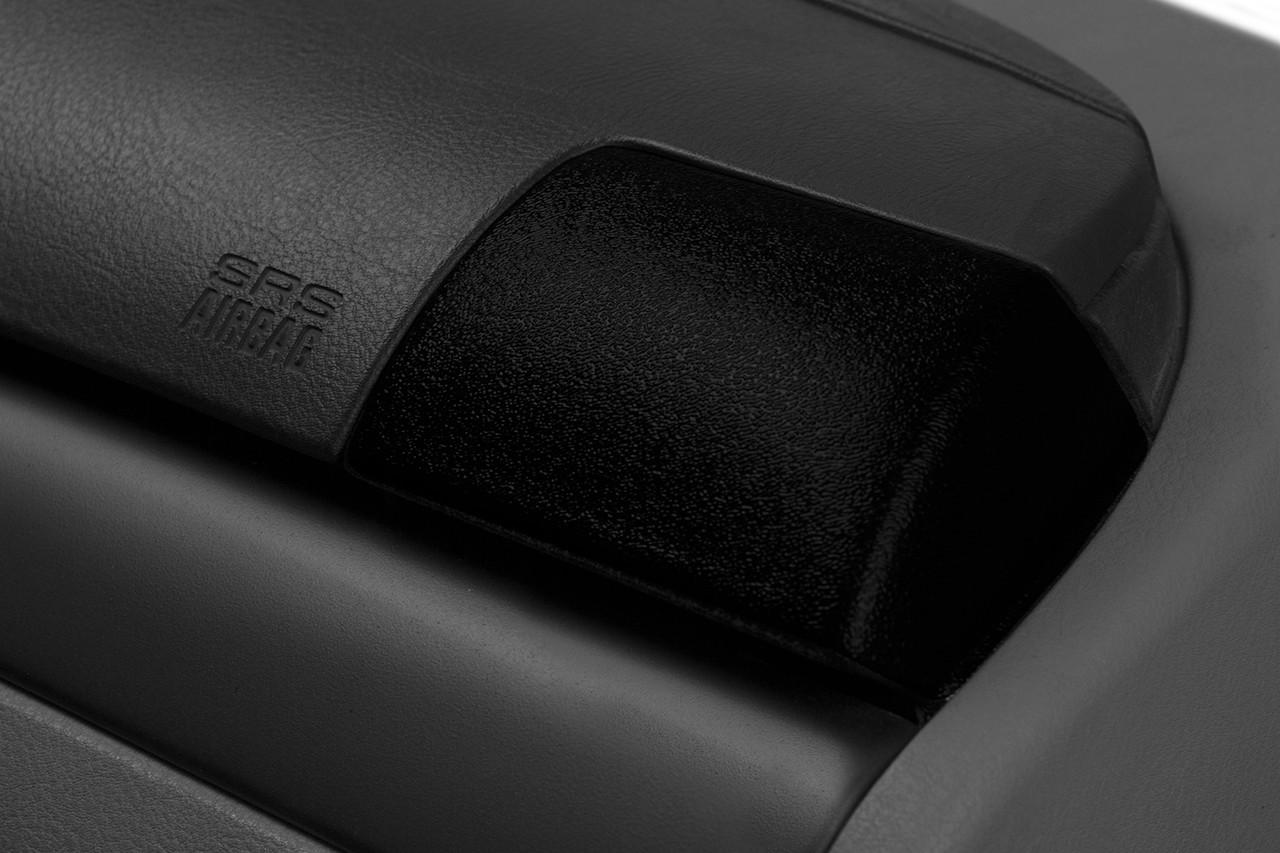 Dash Block Off  kit For E46 Passenger Vent Cover