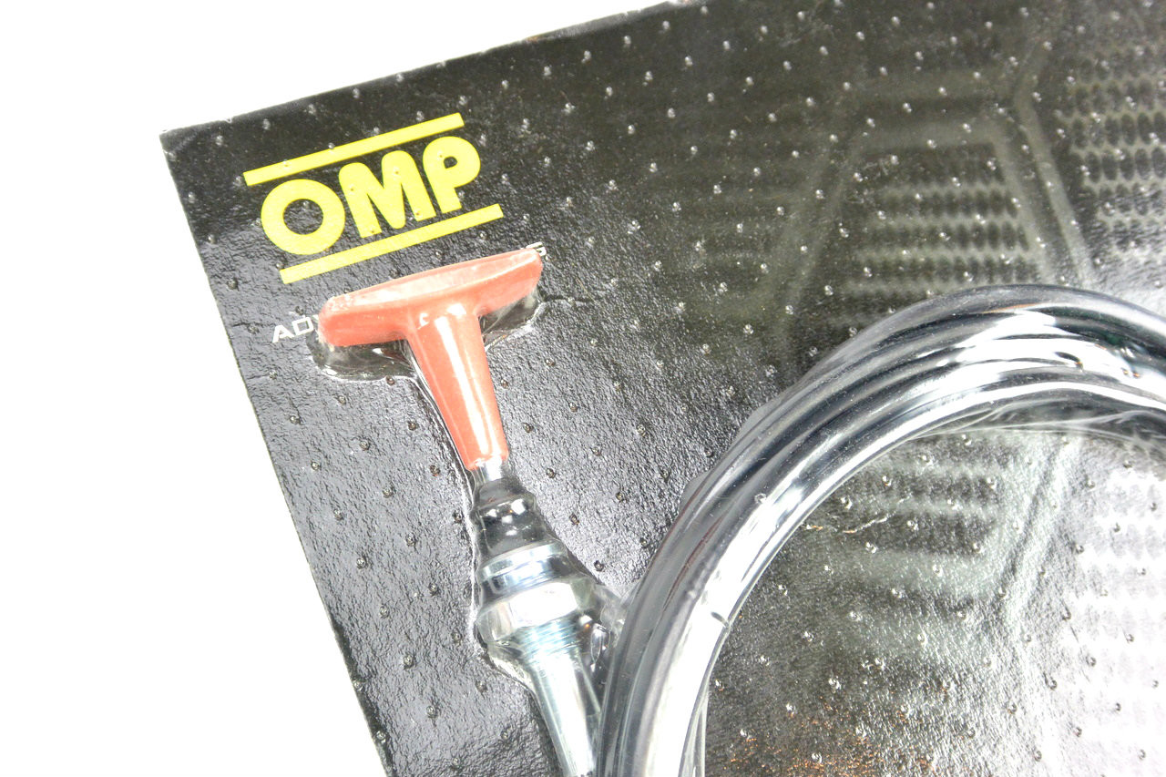 OMP Pull Cable w/ Handle - 11'
