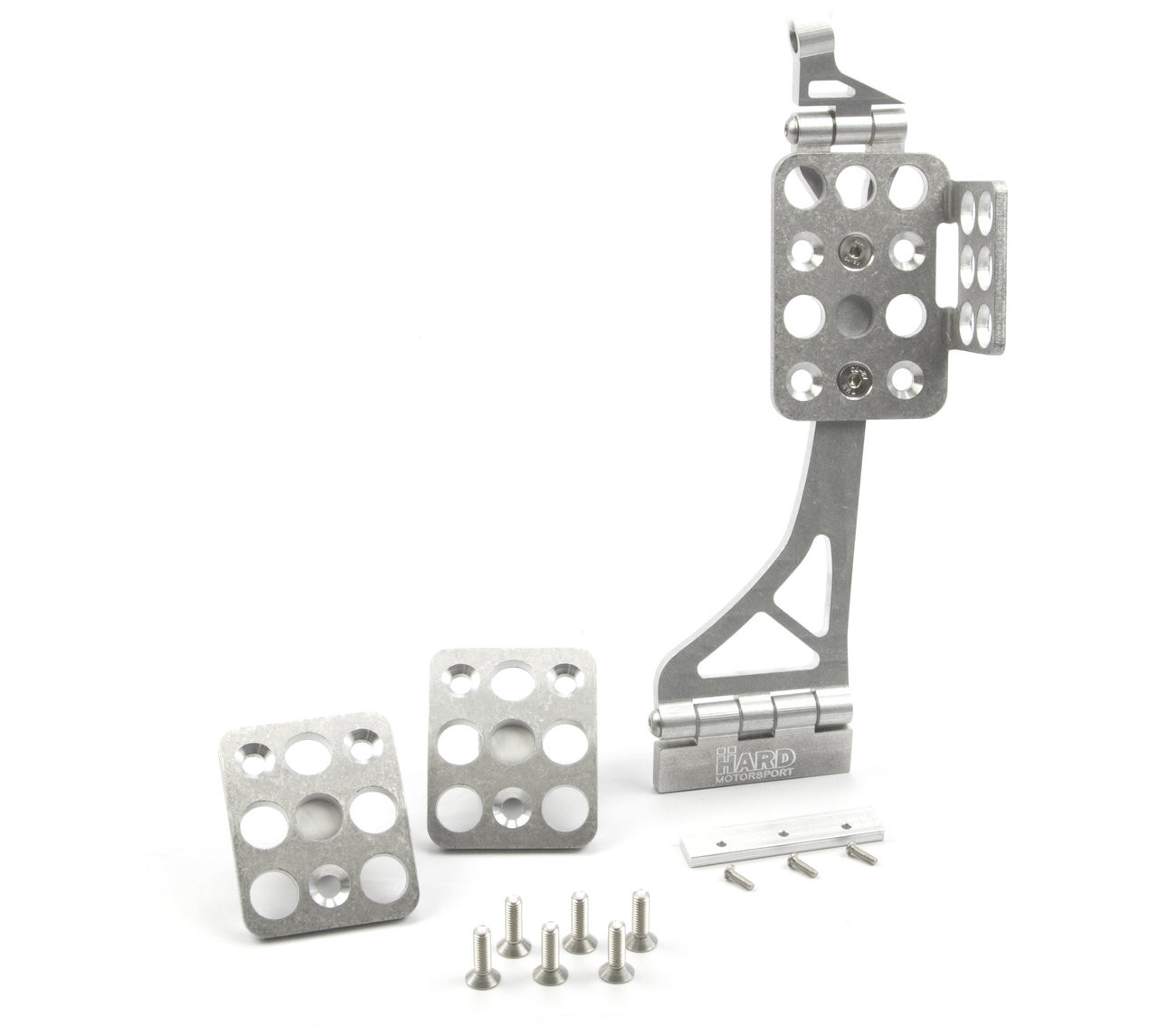 Aluminum Racing pedal Kit for BMW E36 M3 With Adjustable Gas Pedal Foot Rest.