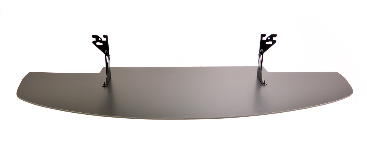 BMW E9x M3 Front Splitter with HARD Motorsport E90 Mounting Brackets (Front) **BRACKETS NOT COMPATIBLE WITH STOCK OIL COOLER**
