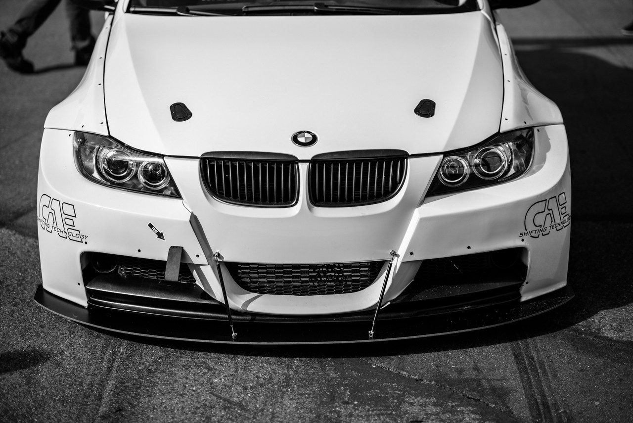 #BMWE90WidebodyKit on @HARDMotorsport Project Leichtbau E90