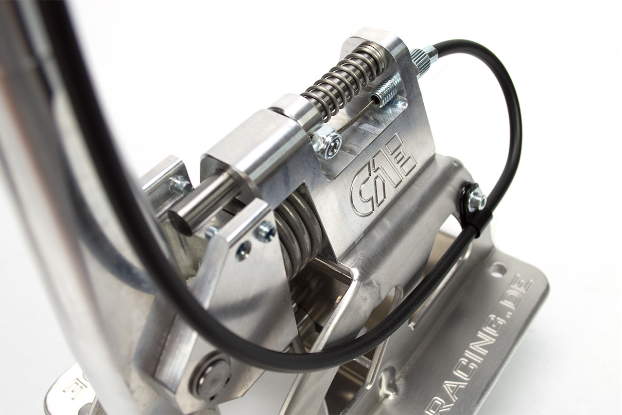 CAE BMW Ultra Shifter Reverse Lock Out Shown