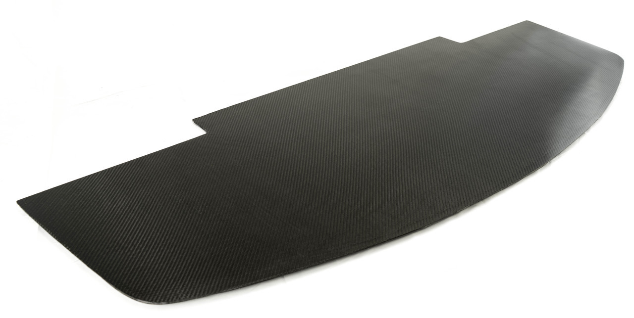 Right side of E36 M3  Carbon Fiber Front Splitter for BMW.