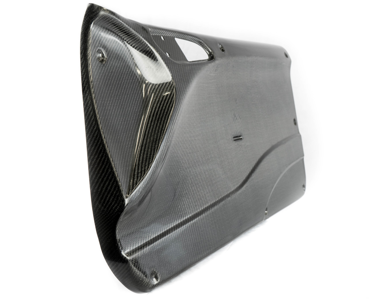 HARD Motorsport E46 Carbon Fiber Door Panel