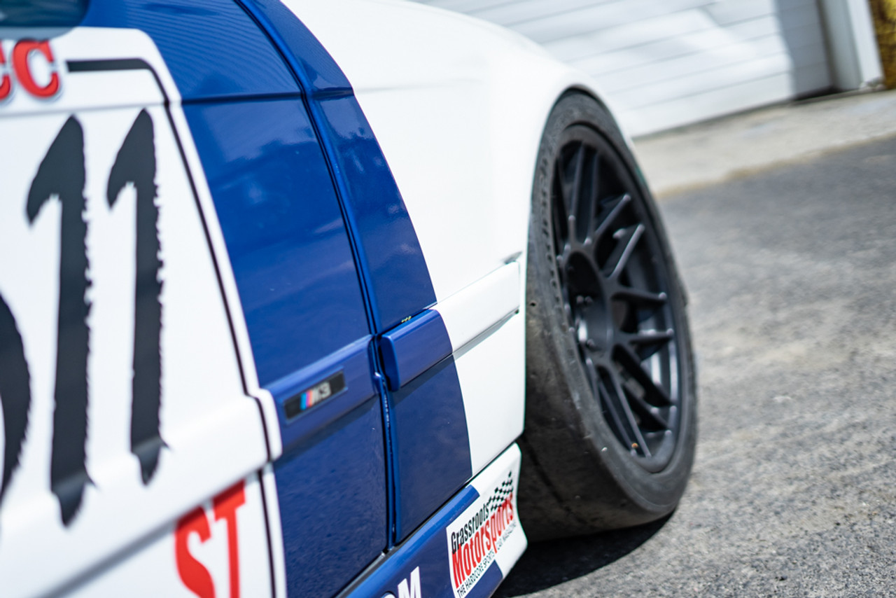 HARD Motorsport Wide Over Fender Full Kit - BMW E36 CoupeHARD Motorsport Wide Over Fender Full Kit - BMW E36 Coupe