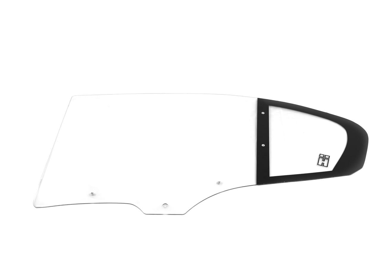 HARD Motorsport BMW E9X - Polycarbonate Rear Windows