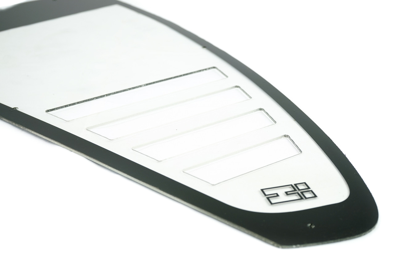 HARD Motorsport RS Style Polycarbonate Rear Windows for E92 BMW Coupe