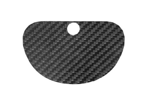 Hard Motorsport - Carbon Fiber Seatbelt delete Plates - BMW F22