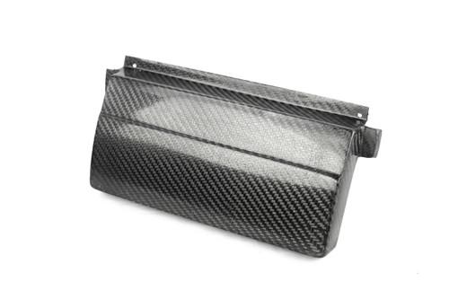 Carbon Fiber OEM style Stereo Delete Plate for BMW E46 dash