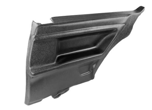 HARD Motorsport Lightweight Rear Side Panel Set - BMW E36 Coupe