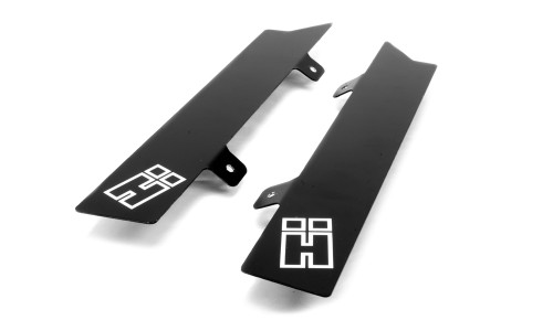HARD Motorsport BMW E92 - Window Deflector- PAIR