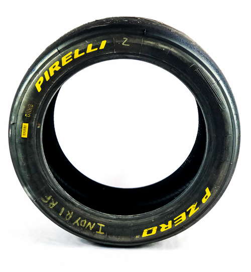 "Pirelli P Zero Racing Tire ""Takeoff"" - 265/660-18 DHHB (used)"