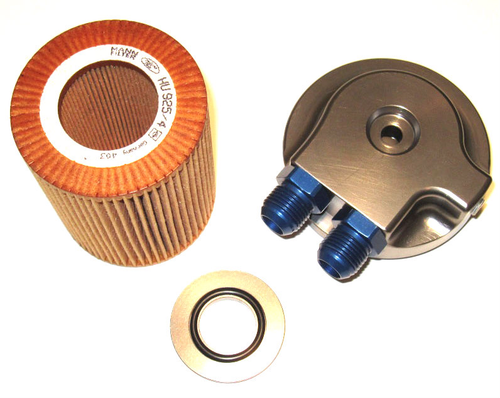 Oil Cooler Cap full Kit