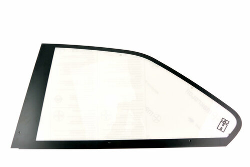 E36 Rear Polycarbonate Window with HARD Motorsport logo SOLD IN PAIRS
