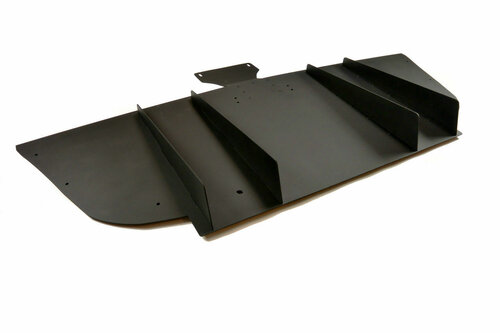 HARD Motorsport Rear Diffuser Black for BMW E90