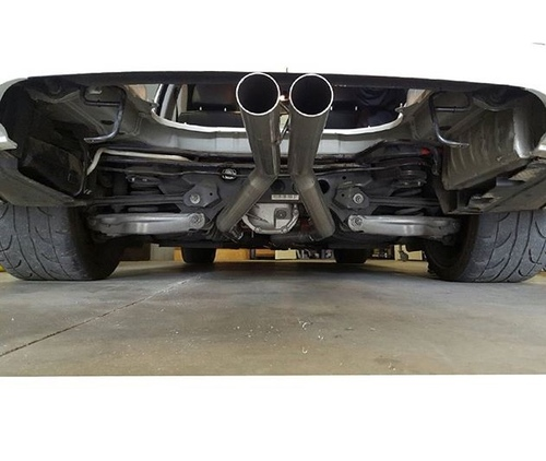 HARD Motorsport - BMW E90 335i Rear Diffuser Kit