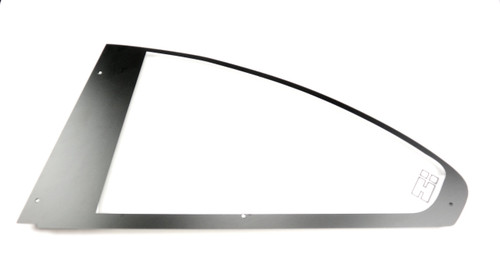 HARD Motorsport Polycarbonate Rear Windows for E46 BMW Coupe