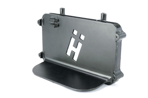 The HARD Motorsport eDash Frame Holder - back
