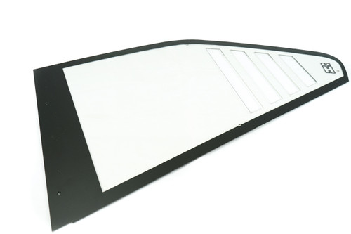 HARD Motorsport BMW E36 RS Style Rear Polycarbonate Window SOLD IN PAIRS