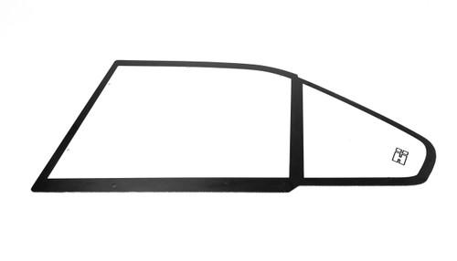 HARD Motorsport Polycarbonate Rear Windows for BMW E36 Sedan