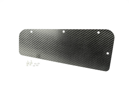 HARD MOTORSPORT CARBON FIBER E36 ECU ACCESS PANEL COVER WITH HARDWARE