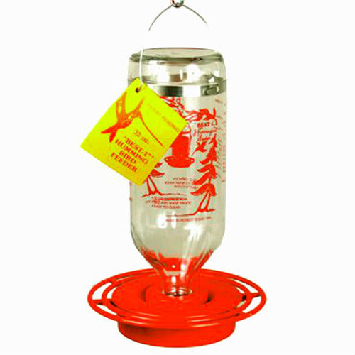 Best 1 32oz Hummingbird Feeder