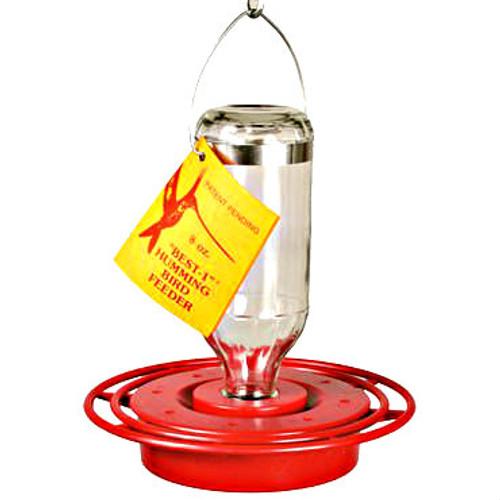 Best 1 8oz Hummingbird feeder