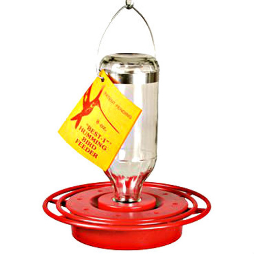 Best 1 8oz Hummingbird feeder