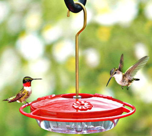 Ships Free! Aspects 153 Hummzinger Mini Hummingbird feeder