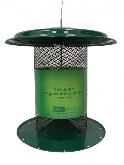 Birds Choice Magnet Mesh Sunflower Feeder