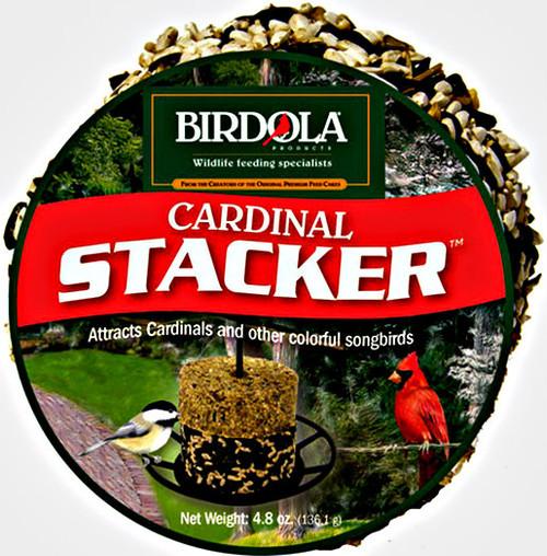 Birdola Cardinal Stacker