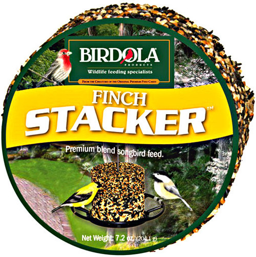 Birdola Finch Stacker