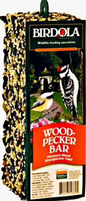 Birdola Woodpecker Bar 10Pk
