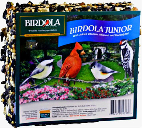 Birdola Junior Seed Cake 8Pk