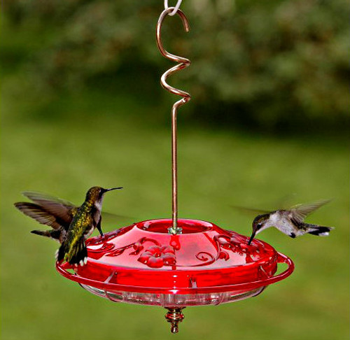 Aspects 381 Hummzinger Fancy Hummingbird Feeder