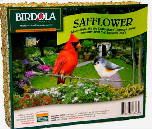 Birdola Safflower Cake 8PK