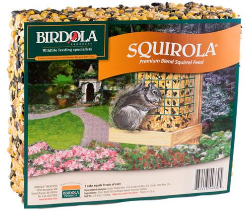 Birdola Squirola Cake 8PK
