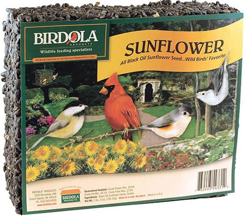 Birdola Products Sunflower Cake 8 PK