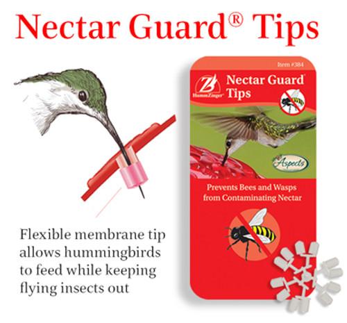 Aspects 384 Nectar Guard Tips