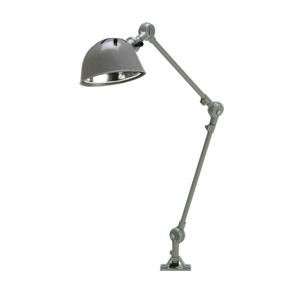 11200    Uniflex - Grey - 14in - Screw Down - 120V - 60W - Incandescent/CFL