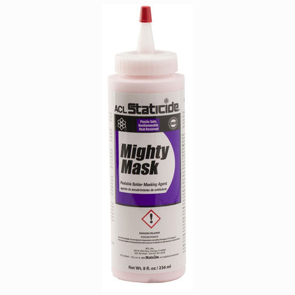 8691 |   Mighty Mask , Peelable, 8 oz / 236 ml plastic bottle