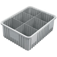 CI93000NAT  |  Natural Polypropylene Insert Cover for TB93000 Series Totes