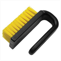 35689 |  Brush, Dissipative, Curvedhandle, Nylon, 3Inx1.5In, ESD Static Dissipative: Yes