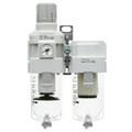 AC20D-B to AC40D-B, Filter Regulator and Mist-L-nn