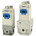 Electro-Pneumatic Regulators