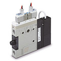 ZM, Vacuum Generator with Valve and Switch (M-L-Mg