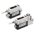 PF2M7, Digital Air Flow Sensor, 2-Color Displ-L5PV
