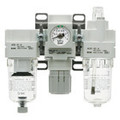 AC20-B to AC60-B, Air Filter, Regulator and L-L-kz