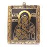 Icon of The Mother of God of Vladimir (Богоматерь Владимирская)