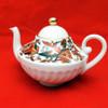 Folk Ornaments Small Teapot